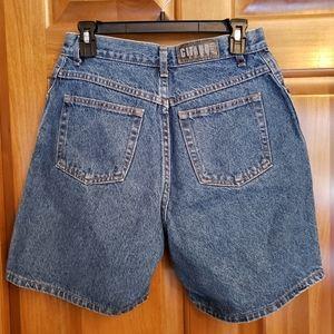 VINTAGE Gitano super high waist rise MOM shorts 12